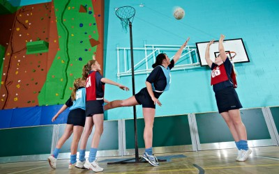 April Junior Netball Update