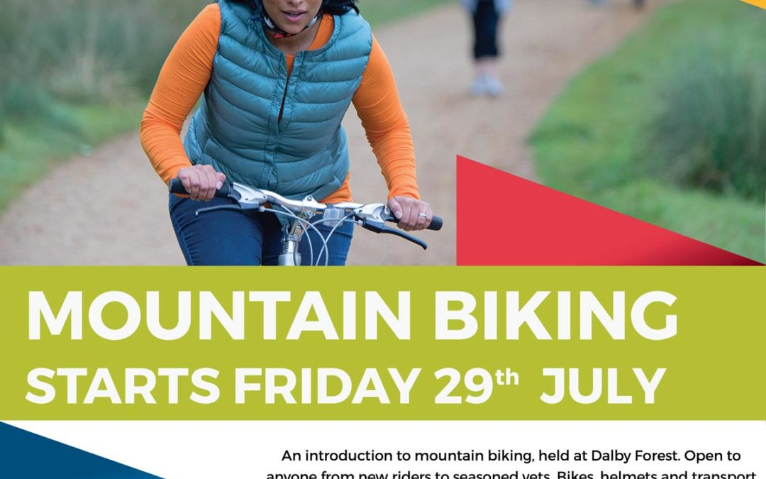 This Girl Can Mountain Biking