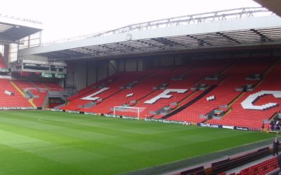 Liverpool Football Club Trip